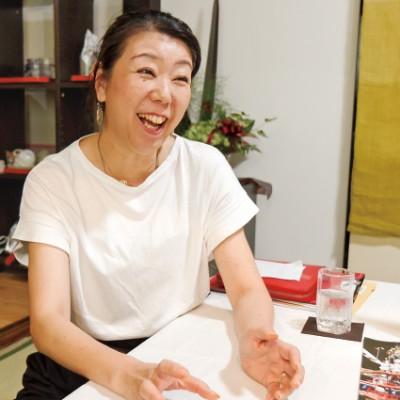 古川 久美子 さん