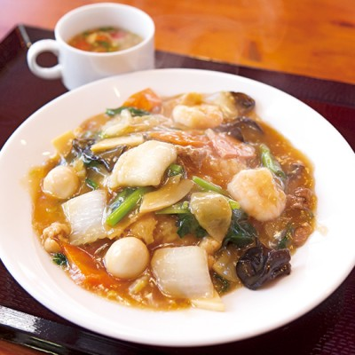 中華食堂 口口香(ココシャン)