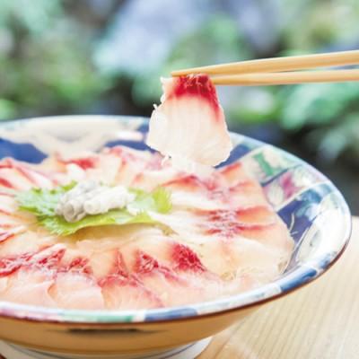 鯉料理 白滝(しらたき)