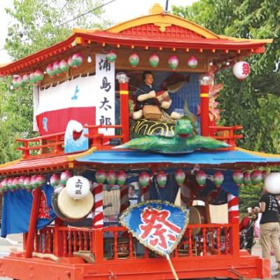 小城祇園700年祭ピックアップ号