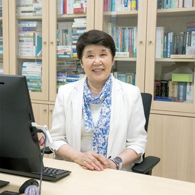 岡崎美智子さん